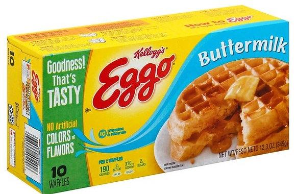 Kellogg's Eggo® Buttermilk Waffles