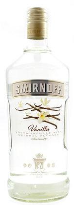 SMIRNOFF® Vanilla Flavored Vodka 1.75 Liter Bottle