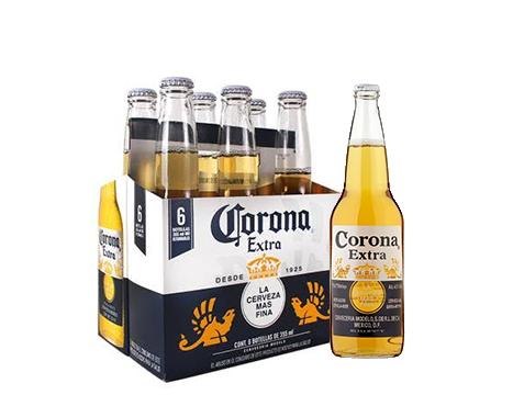 Corona Extra® Beer - 6pk / 16oz Bottles