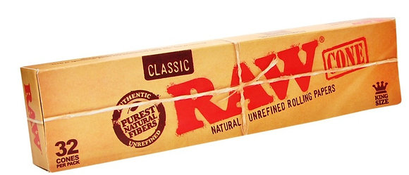 Raw Rolling Paper Cone