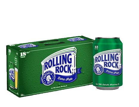 Rolling Rock® Beer 18pk / 16 fl oz Cans