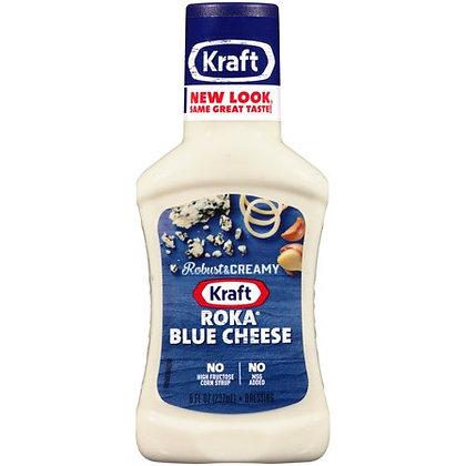 Kraft Dressing Roka® Blue Cheese, 8 fl oz