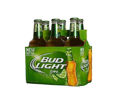 Bud Light® Lime Beer - 6pk / 12oz Bottles