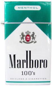 Marlboro Menthol Box 100s
