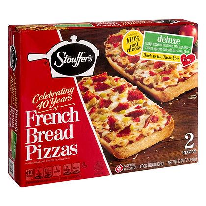 Stouffer's FB Delux Pizza 12 3/8 oz