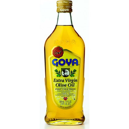 Goya Extra Virgin Olive Oil, 8.5 fl oz