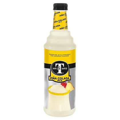 Mr & Mrs T Pina Colada Mix - 1 L Bottle