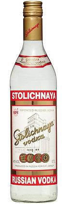 Stolichnaya® Vodka - 750ml Bottle