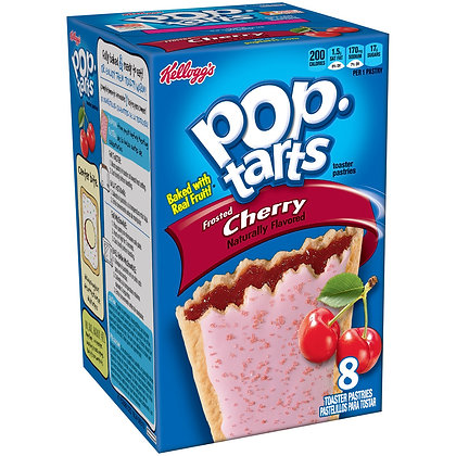 op-Tarts Frosted Cherry - 8ct/14.7oz - Kellogg's