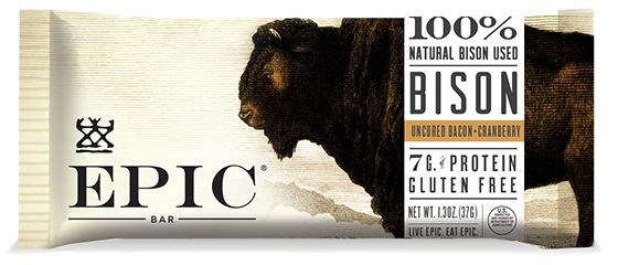 Epic® Bison Bars