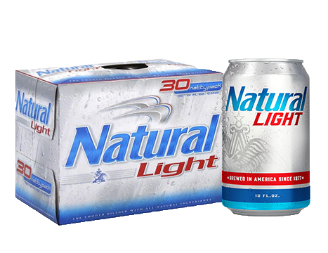 Natural Light® Beer - 30pk / 12oz Cans