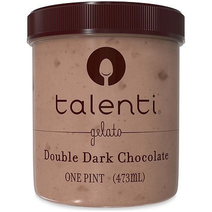 Talenti® Double Dark Chocolate Gelato - 16oz