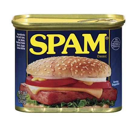 SPAM® Original Lunch Meat 12 oz