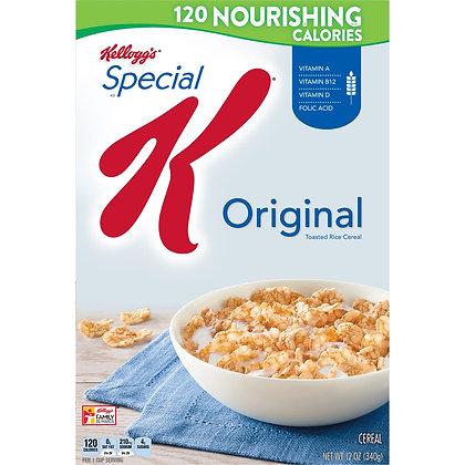 Kellogg's®  Special K Original Breakfast Cereal - 12oz