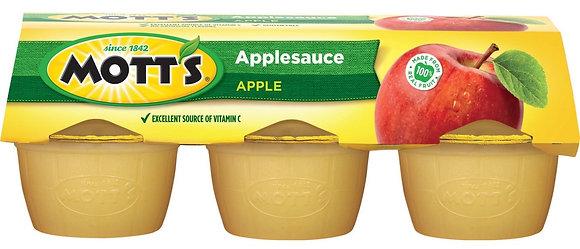 Mott's Applesauce - 6ct/4oz Cups