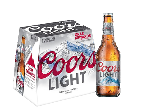 Coors Light® Beer - 12pk / 12oz Bottles