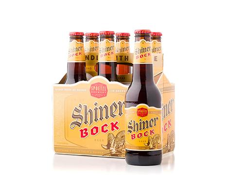 Shiner® Bock Beer - 6pk / 12oz Bottles