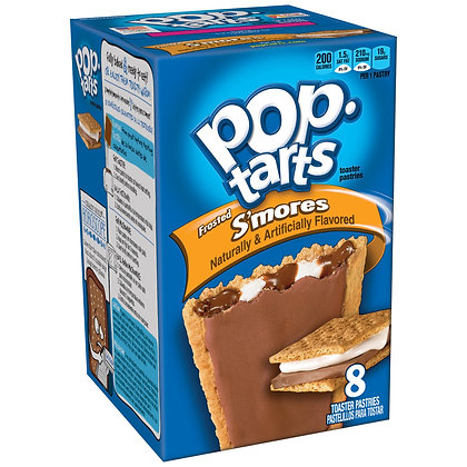 Pop-Tarts Frosted S'mores Pastries - 8ct/14.7oz - Kellogg's