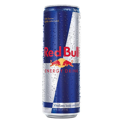 Red Bull® Energy Drink - Energy Drink - 20 fl oz Can