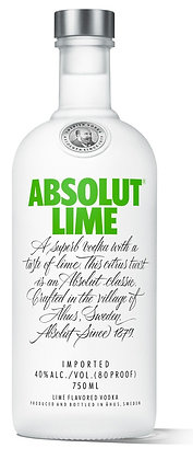 Absolute Lime Vodka