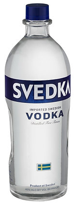 SVEDKA® Original Imported Swedish Vodka - 1.75L Bottle
