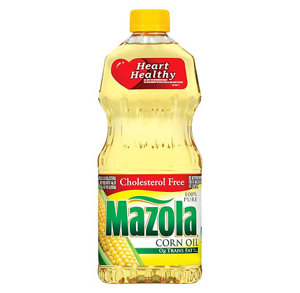 Mazola 100% Pure Corn Oil - 40oz