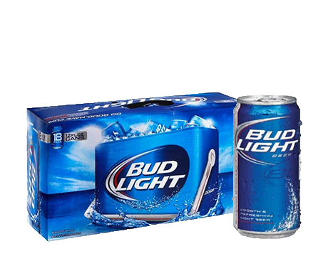 Bud Light® Beer - 18pk / 12oz Cans
