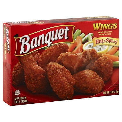 Banquet® Wings Hot & Spicy