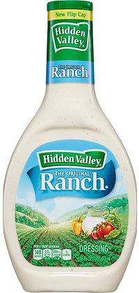 Hidden Valley Original Ranch Salad Dressing & Topping - 16oz Bottle