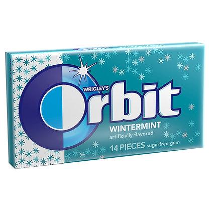 Orbit Wintermint Sugarfree Gum - 14ct