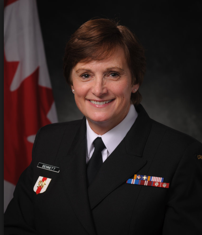Rear-Admiral Jennifer Bennett, Director General, Canadian Armed Forces Strategic Response Team On Sexual Misconduct, Department of National Defence