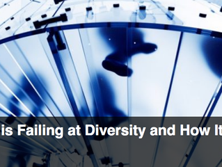 Why Tech is Failing at Diversity and How It Can Succeed