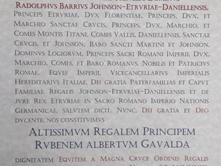 Ordre Royal de Saint-Etienne