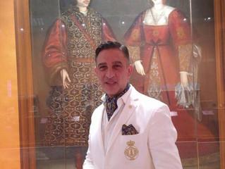 Son Altesse Royale a visité Mexico