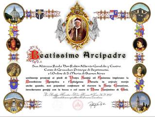 Très Saint-Père Église catholique romaine de rite anglican