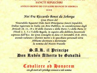 Venerabilis Equester Ordo Sacri Principatus Sancti Sepulchri