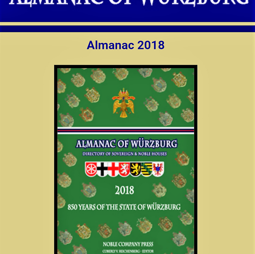 Almanac of Würzburg