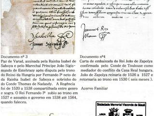 Archives de la Chancellerie de la Maison sur le comte de Toulouse
