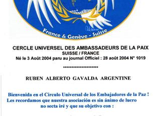 Cercle Universel des Ambassadeurs de la Paix