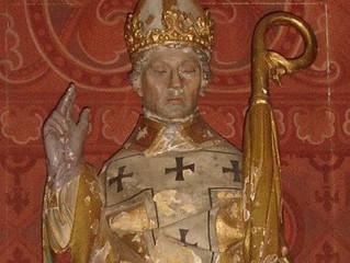 Saint Privat «épiscopus urbis gabalitanae» «évêque de la ville de Gabalum»
