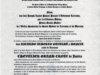 Ordre Souverain de Saint-Hubert de Lorraine et du Barrois