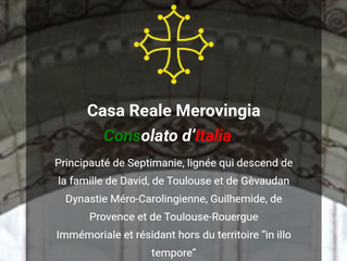 Site Web en langue italienne