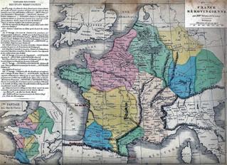 France Mérovingienne