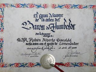 Ordre du baron de Humboldt