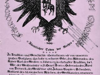 Ordre Chevaleresque de l'Empereur Charlemagne