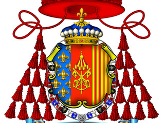 Cardinalem Coronae Laicum Regni Merovingii Franciae ad Sedem Patriarchalem S. Stefani
