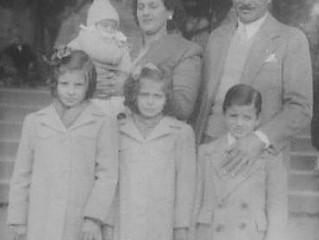 La Famille Gavaldá à Buenos Aires