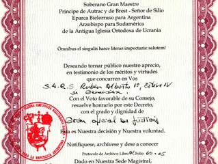 Ordre Souverain Militaire et Hospitalier de Sainte Elisabeth de Hesse-Darmstadt