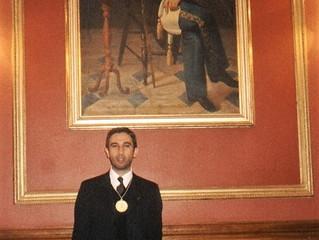 Bureau en exil de Son Altesse Royale le Prince