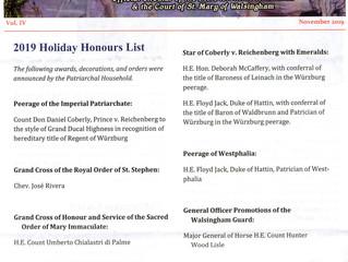 Honourary Professors of the Pontifical Georgian College